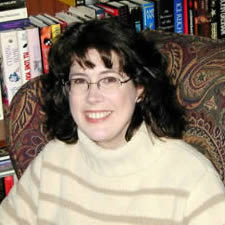 Catherine Chant, author photo