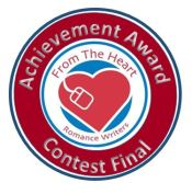 Contest Final Achievement Award badge, FTHRW