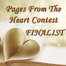 Pages From The Heart contest finalist badge