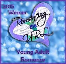 Winner! Young Adult category - Romancing the URL contest 2015