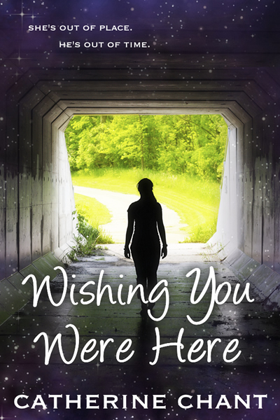 Wishing You Were Here Book Cover