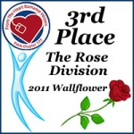 The 2011 Wallflower Contest, Rose Division, 3rd Place