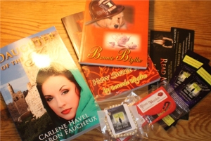 Swag Pack from Candlelight Reads
