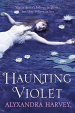Haunting Violet Book Cover