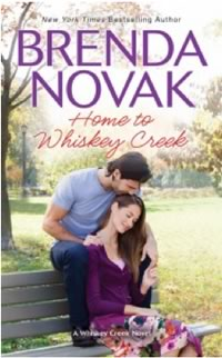 Home To Whiskey Creek by Brenda Novak Book Cover