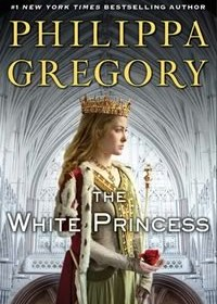 The White Princess by Philippa Gregory Book Cover