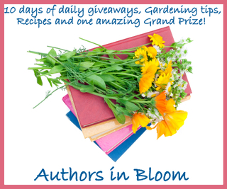 Authors in Bloom Blog Hop Badge
