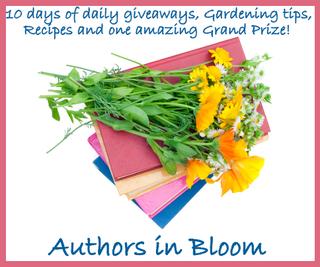 Authors in Bloom Blog Hop Badge