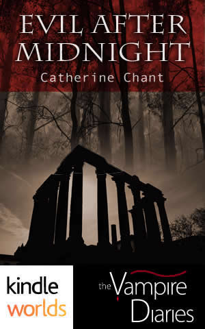 The Vampire Diaries: Evil After Midnight by Catherine Chant