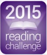 Goodreads.com 2015 Reading Challenge Badge