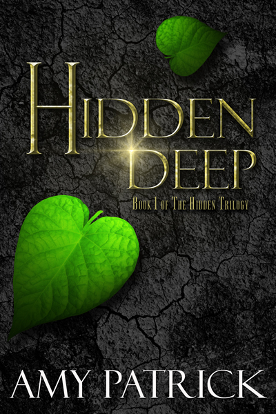 Hidden Deep by Amy Patrick Book Cover