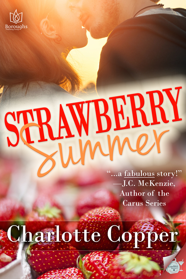 Strawberry Summer by Charlotte Copper