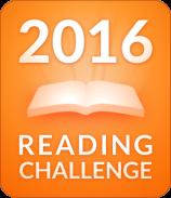 Goodreads.com 2016 Reading Challenge Badge