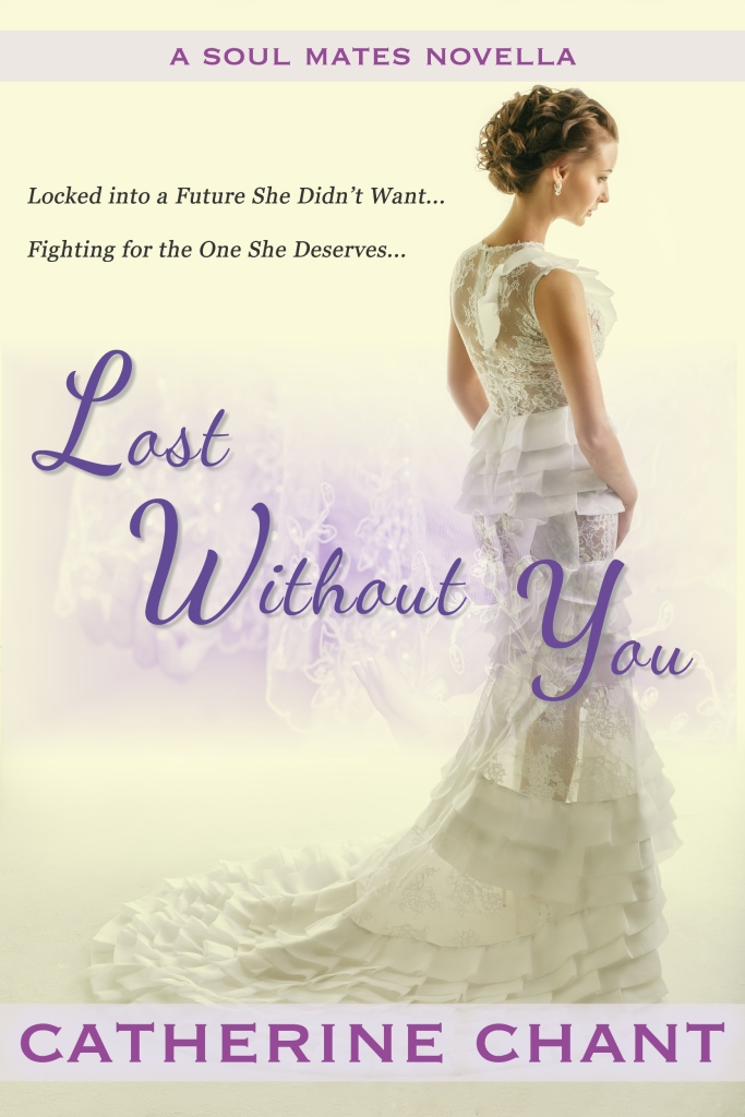 Lost Without You: A Soul Mates Novella by Catherine Chant, Book Cover