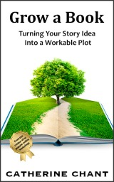 Grow a Book by Catherine Chant book cover