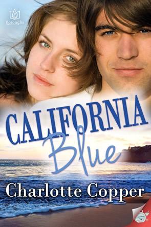California Blue by Charlotte Copper Book Cover