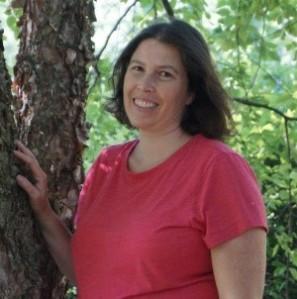 Author Kristine Raymond