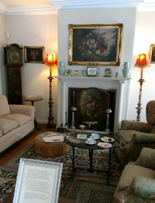 Nuffield Place Sitting Room