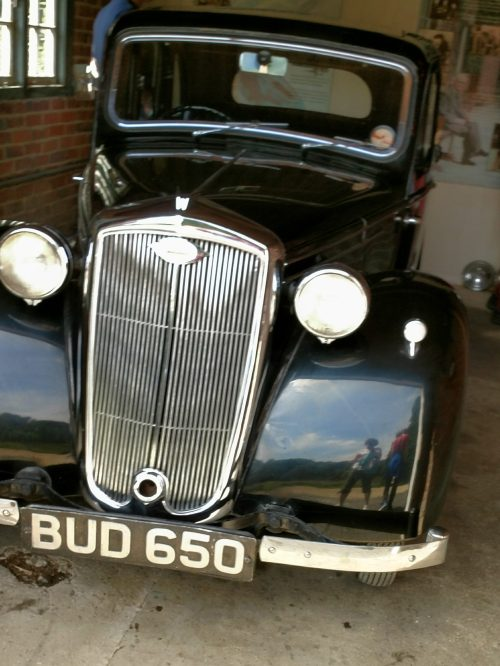 Morris Motors Car, Nuffield Place