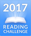 GoodReads.com 2017 Reading Challenge Badge