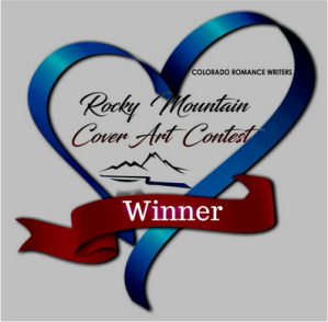 Colorado Romance Writers Rocky Mountain Cover Contest Winner Badge