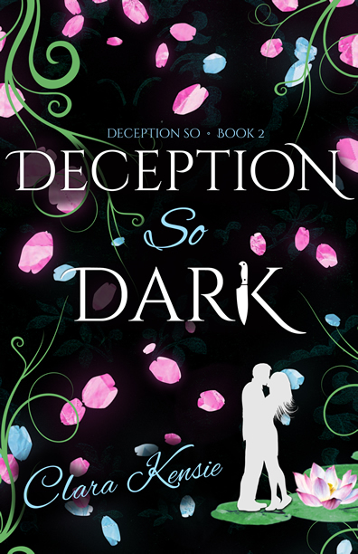Deception So Dark by Clara Kensie book cover