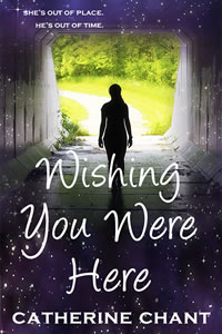Wishing You Were Here by Catherine Chant book cover
